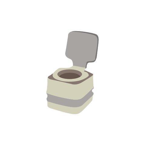 Chemické toalety