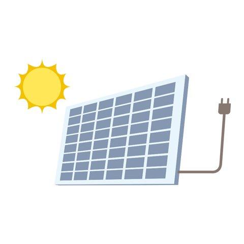 Elektronika, solární energie