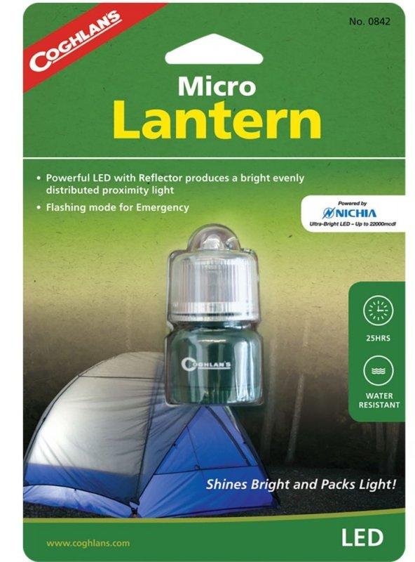 Svítilna LED Micro Lantern, Coghlan´s