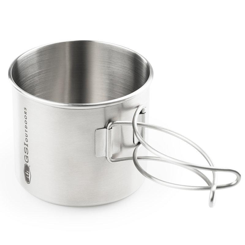 Hrnek Glacier Stainless Bottle Cup/Pot, GSI Outdoors
