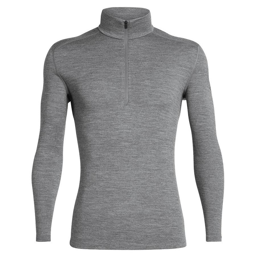 Merino pánské tričko Mens 260 Tech LS Half Zip, Icebreaker