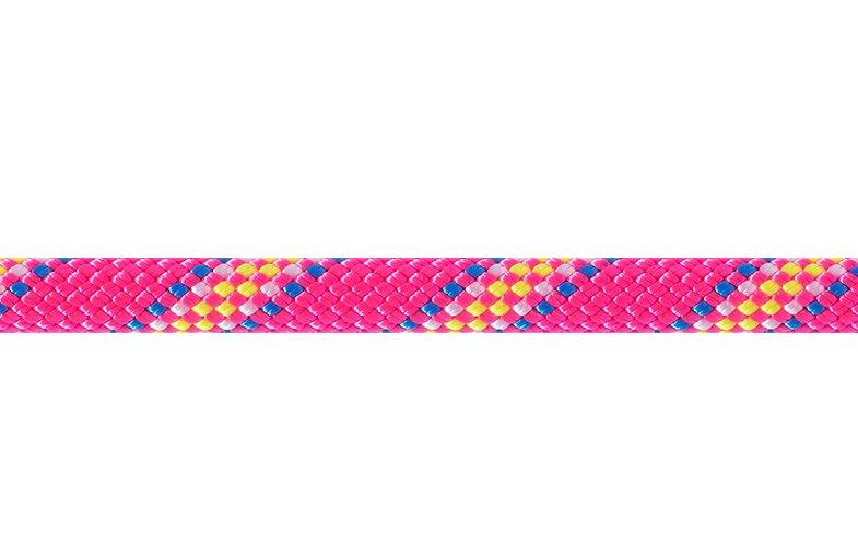 Růžové lano Zenith, Beal - délka 40 m a tloušťka 9,5 cm