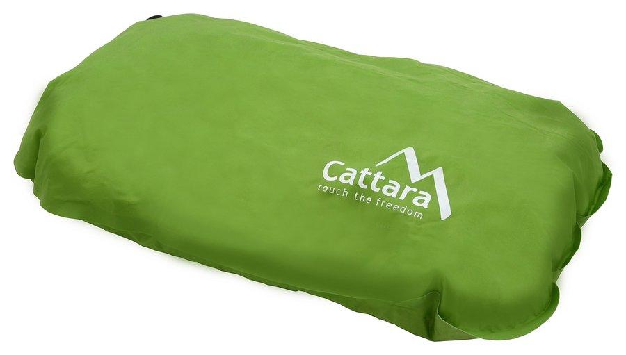 Samonafukovací polštář Cattara