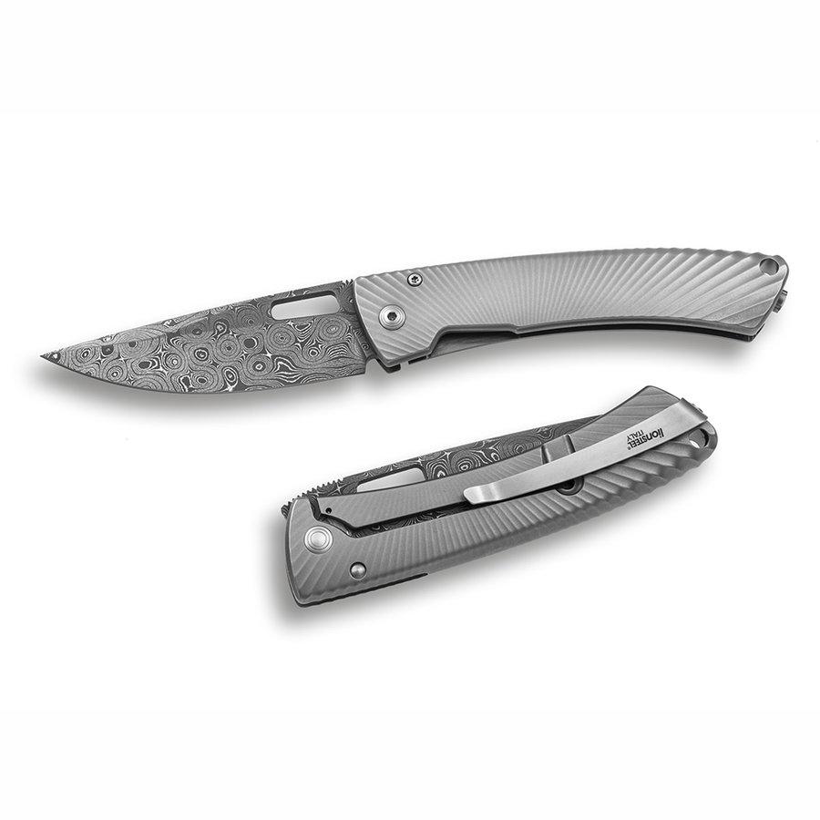 Nůž zavírací TS1DR GM, Lionsteel