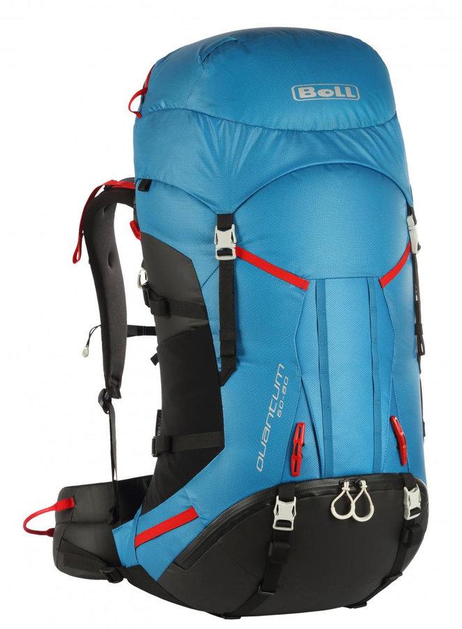 Modrý turistický batoh Quantum 60-80 RF, Boll - objem 80 l