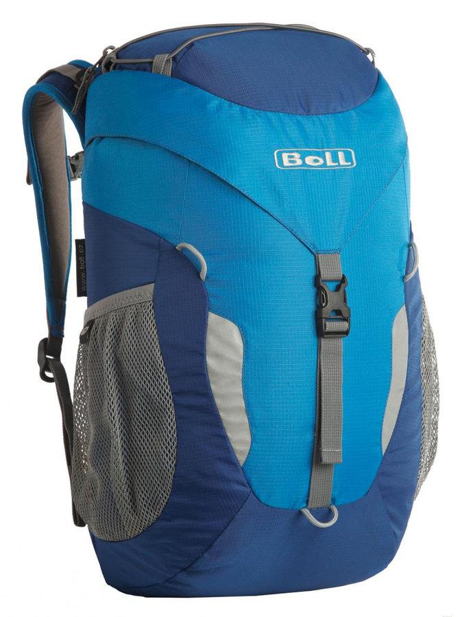 Modrý turistický batoh Trapper 18, Boll - objem 18 l
