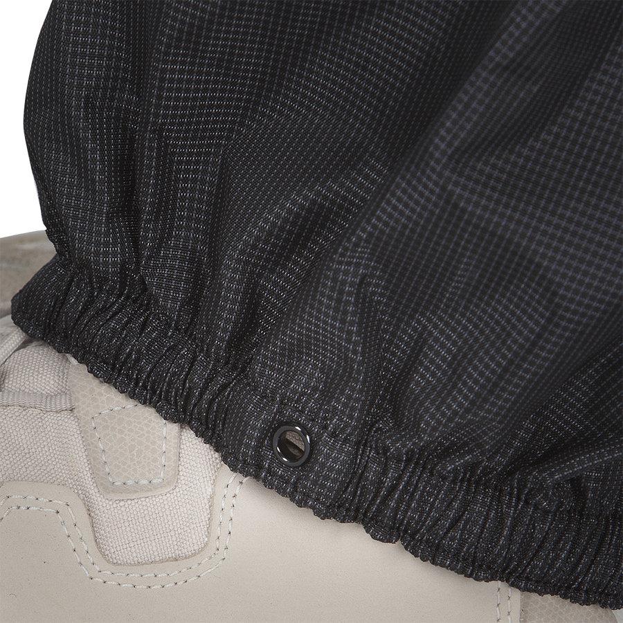 Černé návleky Gaiter Hike, Zajo - velikost L-XL a velikost L