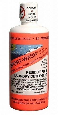 Prací prostředek na oblečení Sport-Wash®, Atsko - objem 1 l