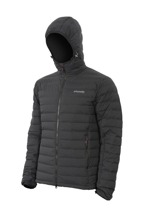 Péřová zimní pánská bunda Summit men jacket, Pinguin - velikost XL