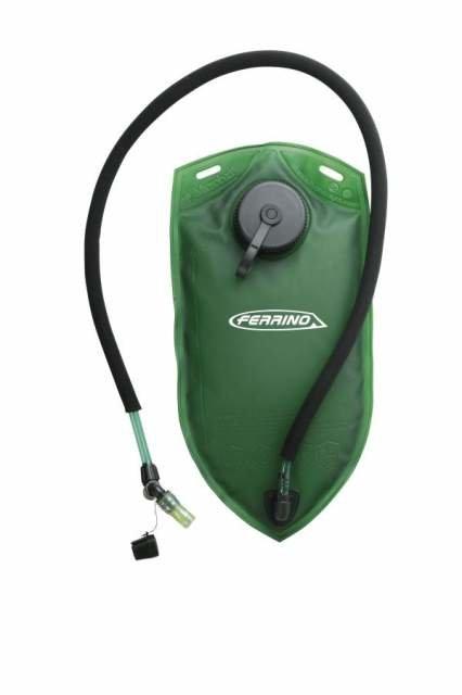 Zelený vak  na vodu H2 BAG 3 lt, Ferrino - objem 3 l