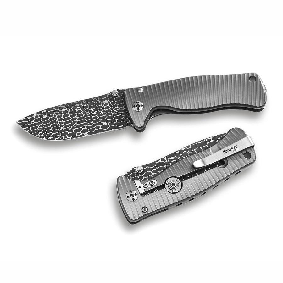 Nůž zavírací SR1DL G, Lionsteel