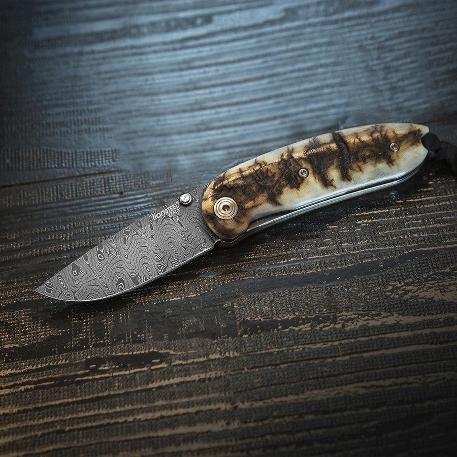 Nůž zavírací 8210D MN, Lionsteel