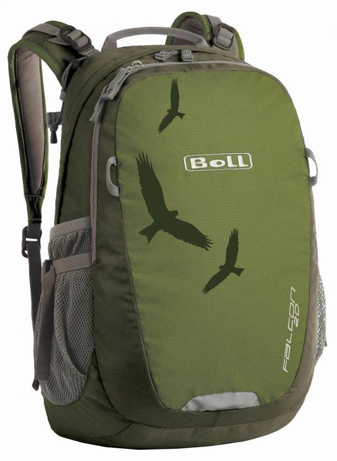 Zelený městský dětský batoh Falcon 20, Boll - objem 20 l