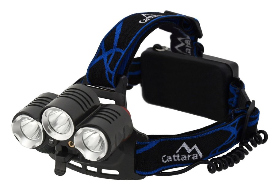 Čelovka LED 400lm, Cattara