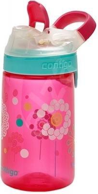 Růžová dětská láhev Autoseal HL Jessie 420, Contigo - objem 0,4 l