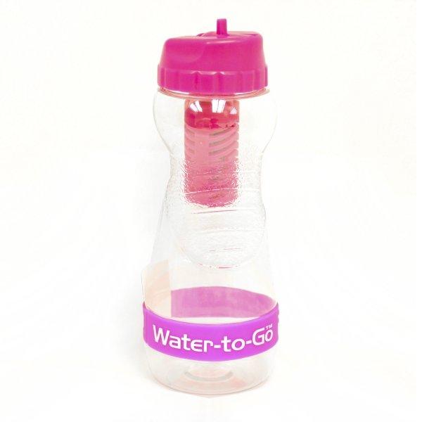 Filtrační láhev 50cl, Water-To-Go