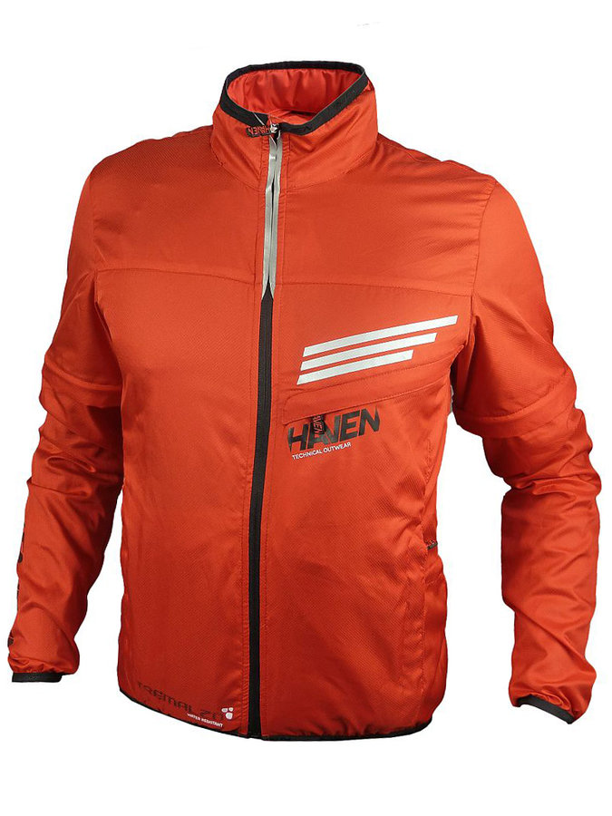 Oranžová pánská bunda Tremalzo, Haven