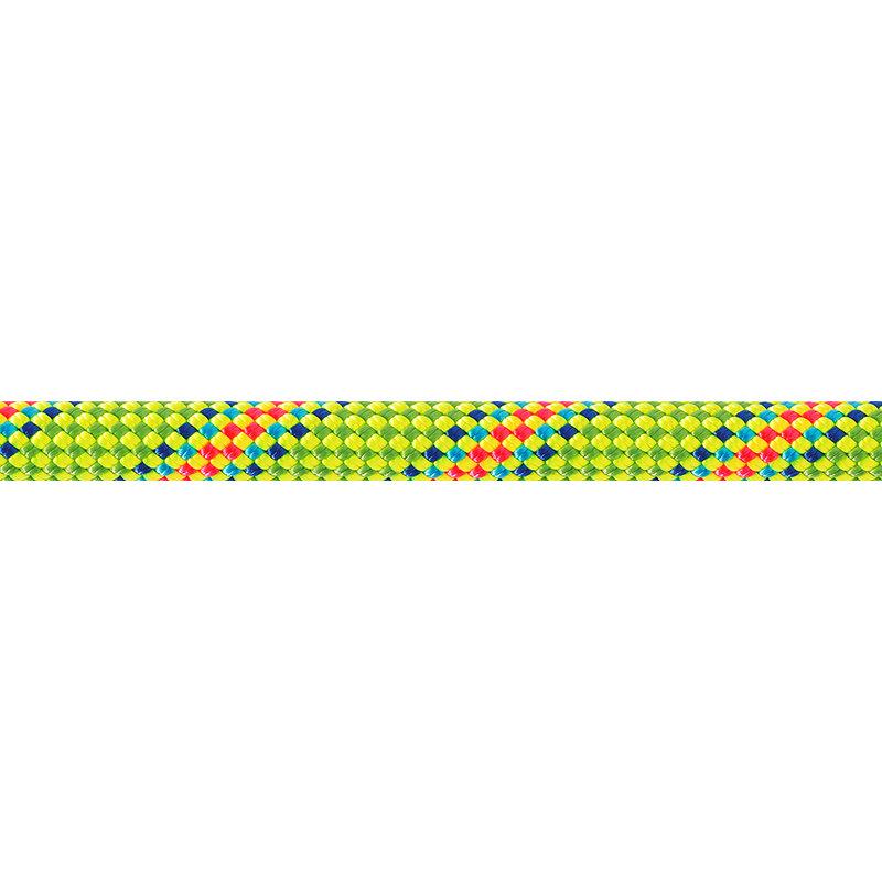 Zelené lano Virus, Beal - délka 80 m a tloušťka 10 mm
