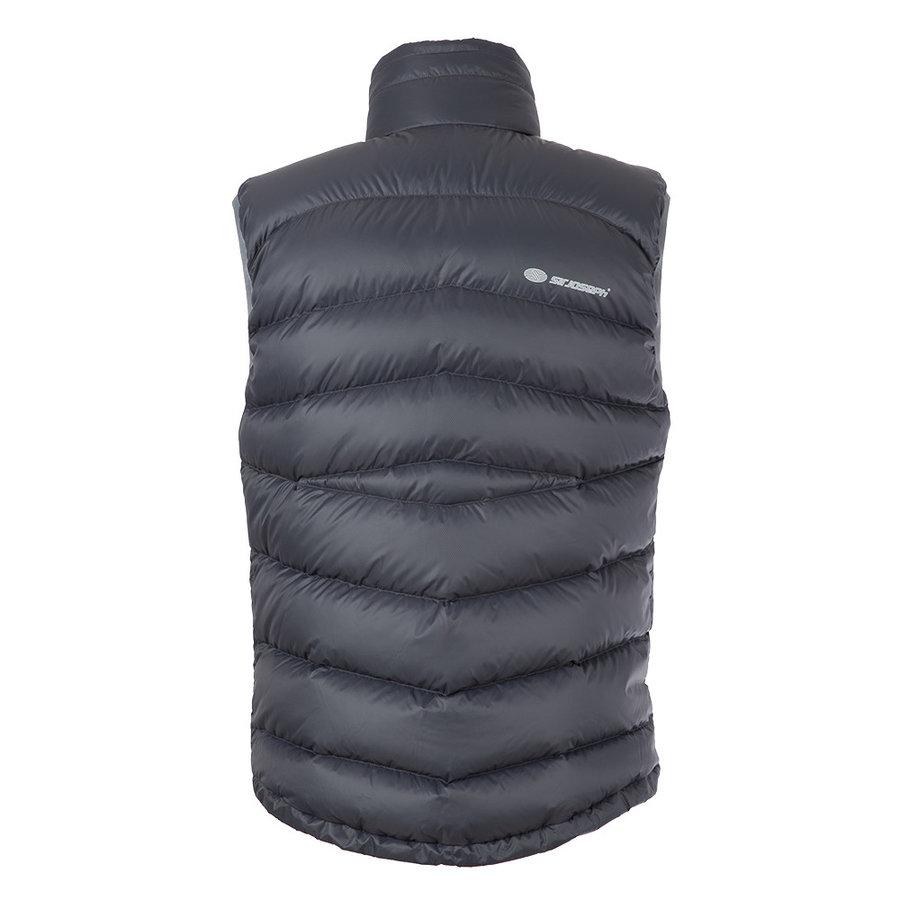 Šedá péřová pánská vesta Kelut Man, Sir Joseph - velikost XL