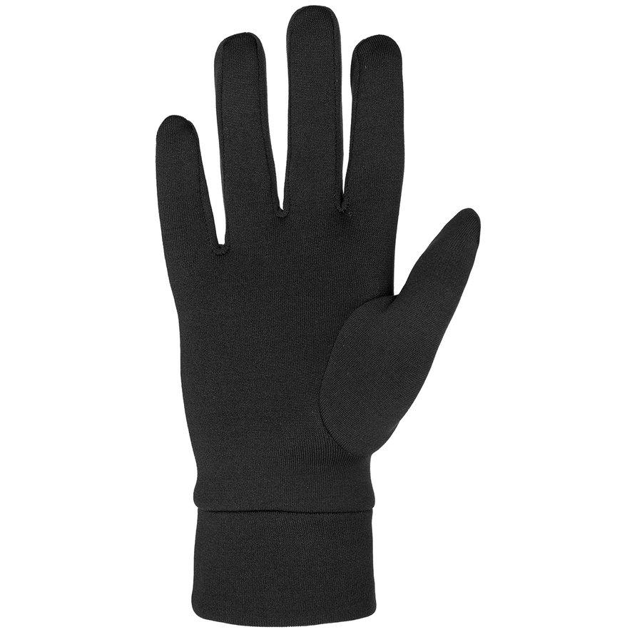 Černá rukavice Arlberg Gloves, Zajo - velikost L