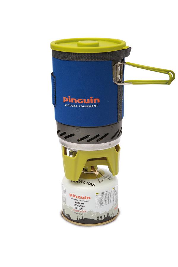 Kempingový vařič plynový Aura, Pinguin
