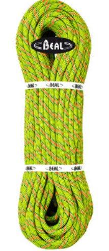 Zelené lano Virus, Beal - délka 70 m a tloušťka 10 mm