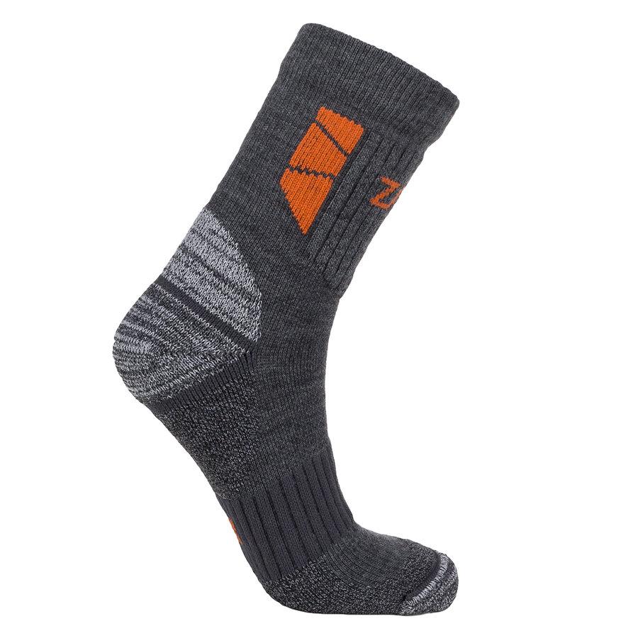 Šedé ponožky Heavy Outdoor Socks Neo, Zajo - velikost L