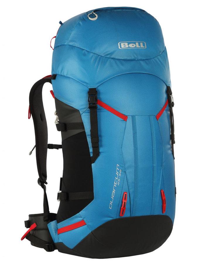 Modrý turistický batoh QUANTUM 45-58 RF, Boll - objem 58 l