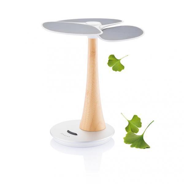 Solární nabíječka Ginkgo, XD Design