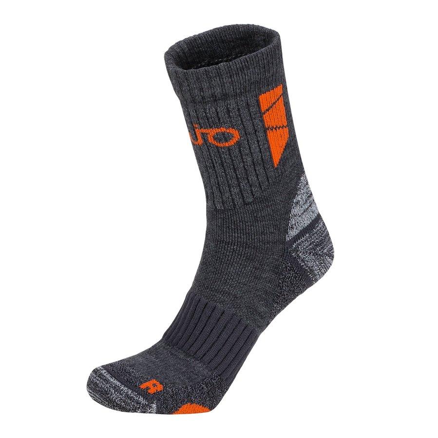 Šedé ponožky Heavy Outdoor Socks Neo, Zajo