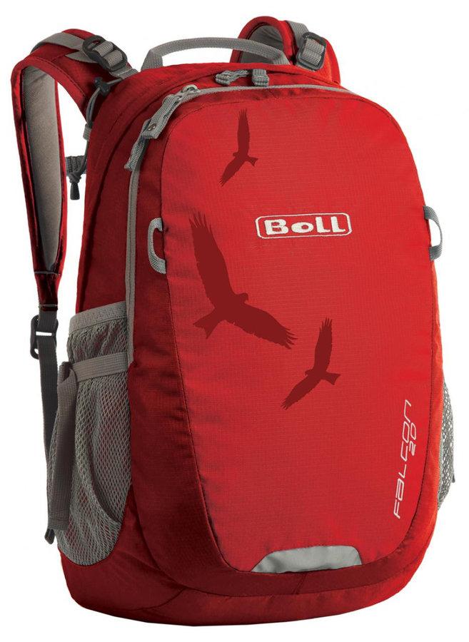 Červený městský dětský batoh Falcon 20, Boll - objem 20 l