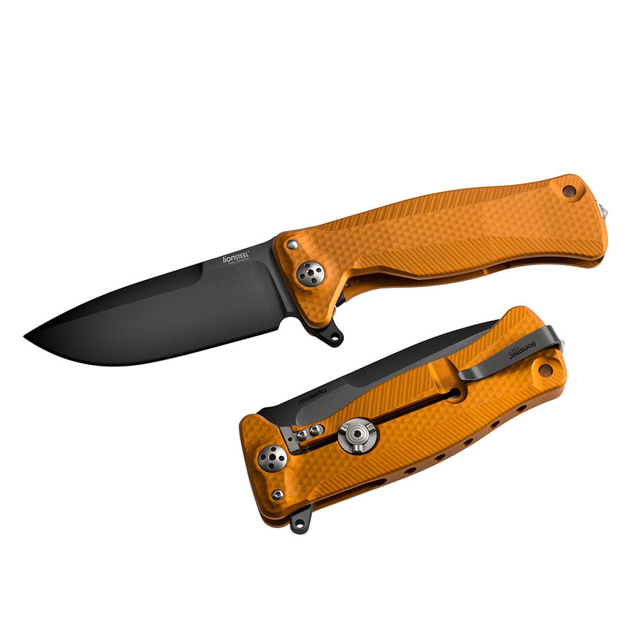 Nůž zavírací SR11A OB, Lionsteel
