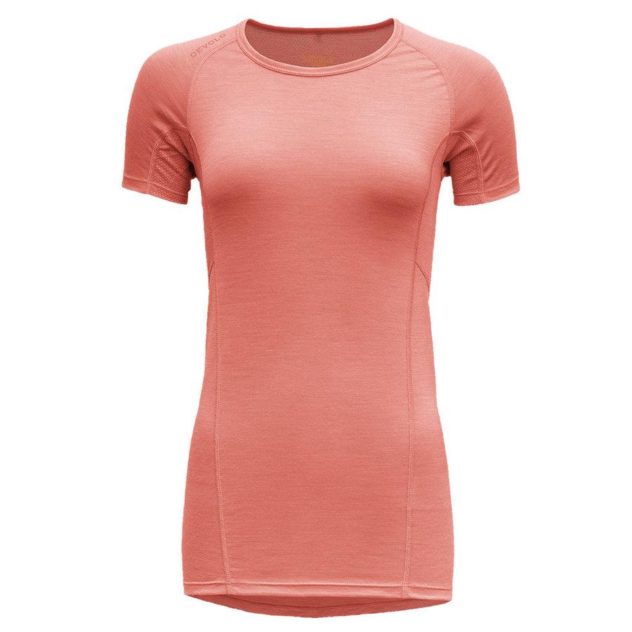 Merino dámské tričko RUNNING WOMAN T-SHIRT, Devold