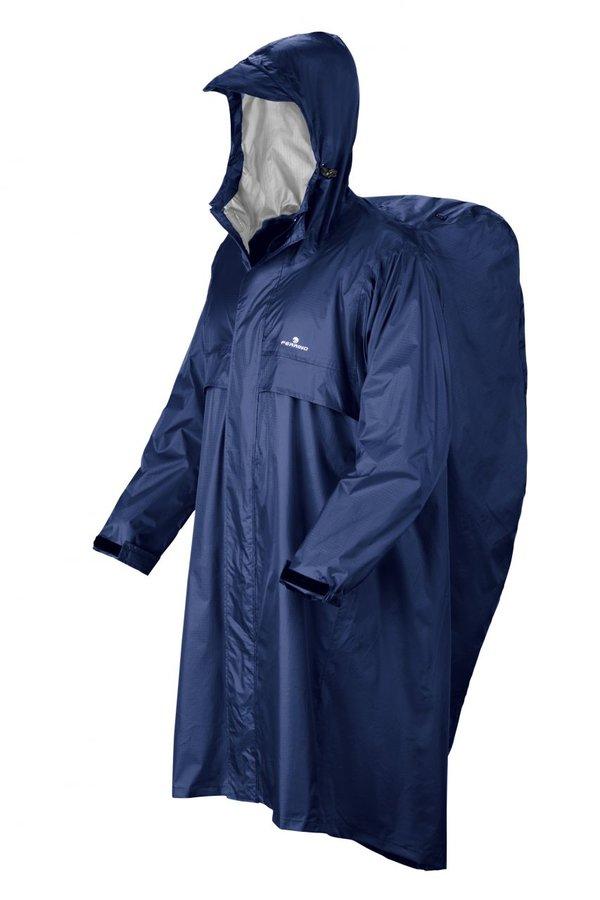 Modrá pláštěnka Trekker, Ferrino - velikost S-M