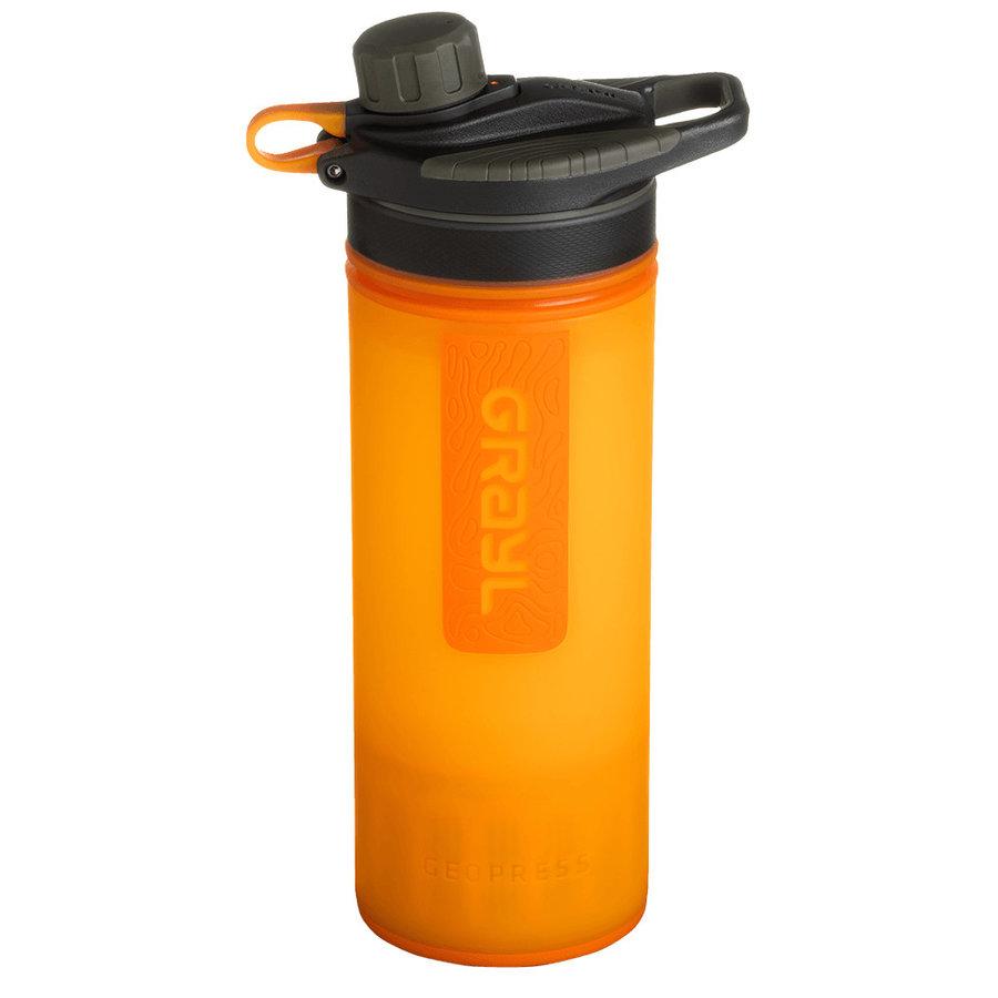 Mechanický vodní filtr GEOPRESS Purifier, Grayl - objem 0,71 l