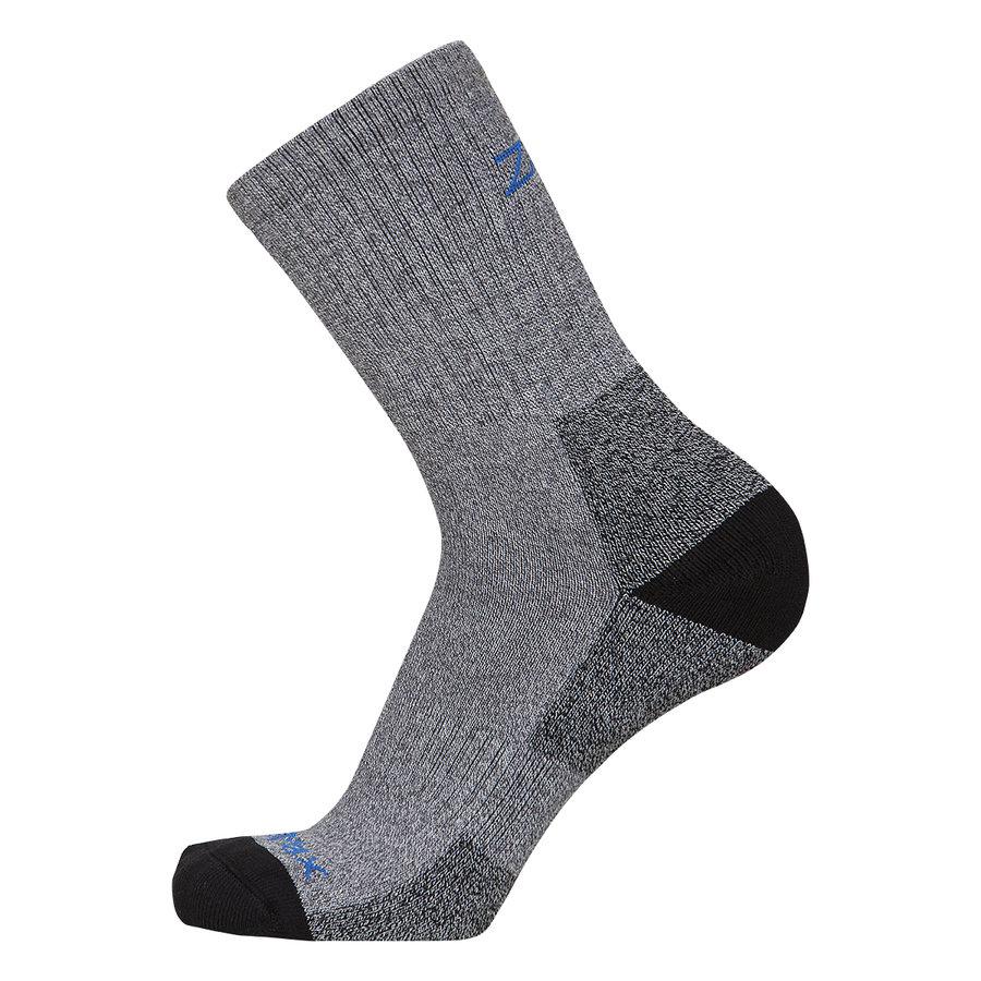 Šedé ponožky Mountain Socks Midweight Neo, Zajo - velikost S