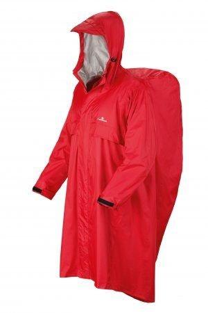 Červená pláštěnka Trekker, Ferrino - velikost XL
