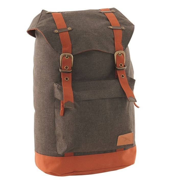 Hnědý turistický batoh Sacramento, Easy Camp - objem 24 l