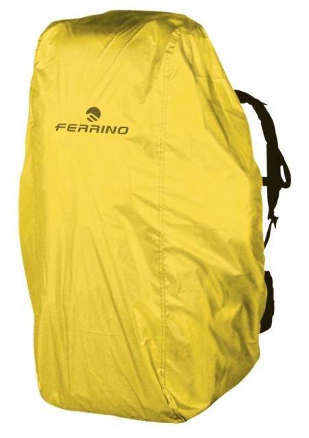 Žlutá pláštěnka na batoh COVER 1, Ferrino - velikost M