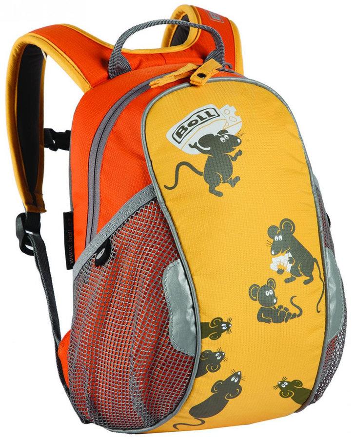 Oranžový dětský batoh Bunny 6, Boll - objem 6 l