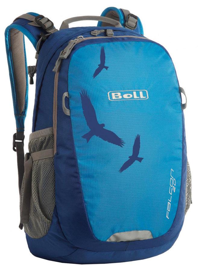 Modrý turistický dětský batoh Falcon 20, Boll - objem 20 l