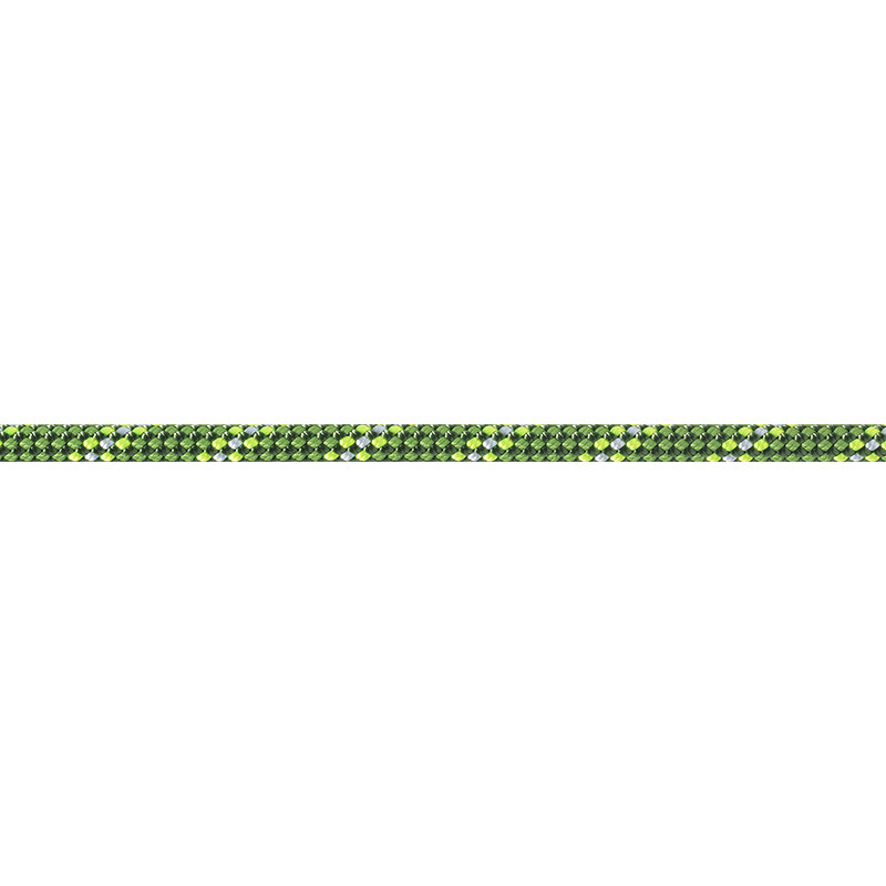 Zelené lano RANDO, Beal - délka 48 m a tloušťka 8,5 mm