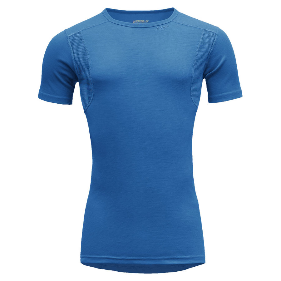 Merino pánské tričko HIKING MAN T-SHIRT, Devold - velikost M