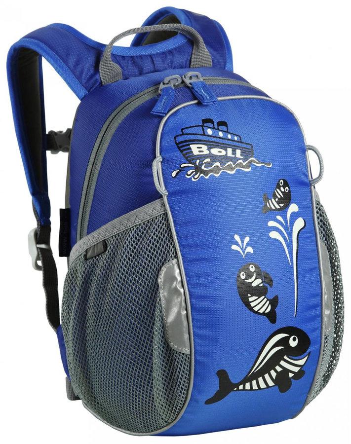 Modrý městský dětský batoh Bunny 6, Boll - objem 6 l