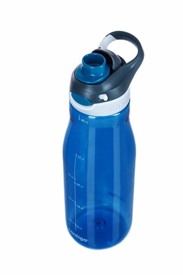 Modrá láhev Autospout HL Big Chug 1200, Contigo - objem 1,2 l