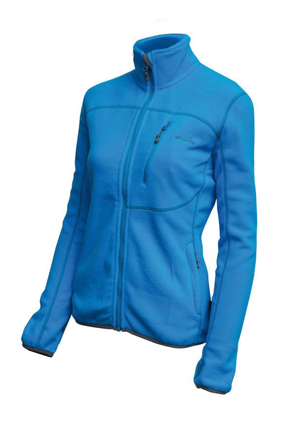 Modrá dámská mikina Tina jacket, Pinguin