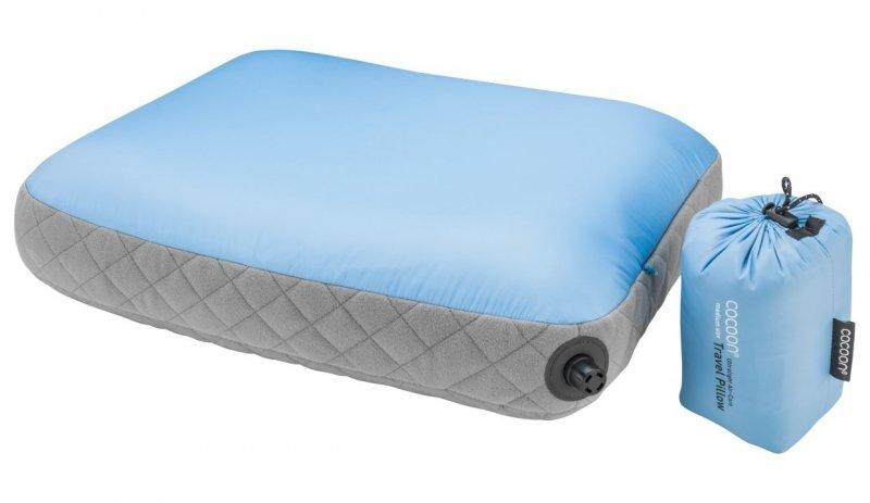 Nafukovací polštář Ultralight Air-Core L light blue, Cocoon - velikost L