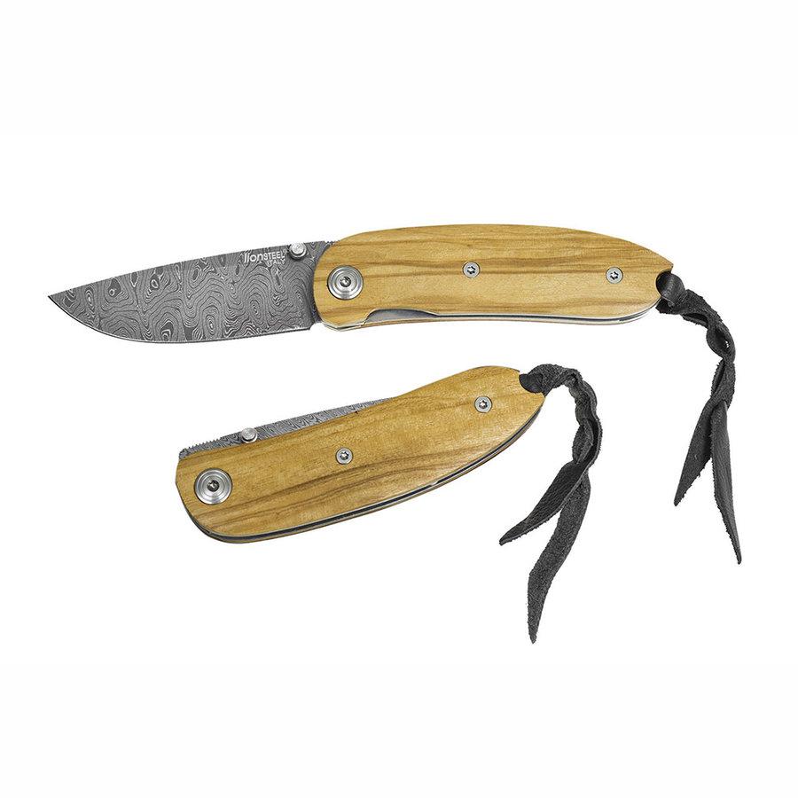 Nůž zavírací 8210D UL, Lionsteel