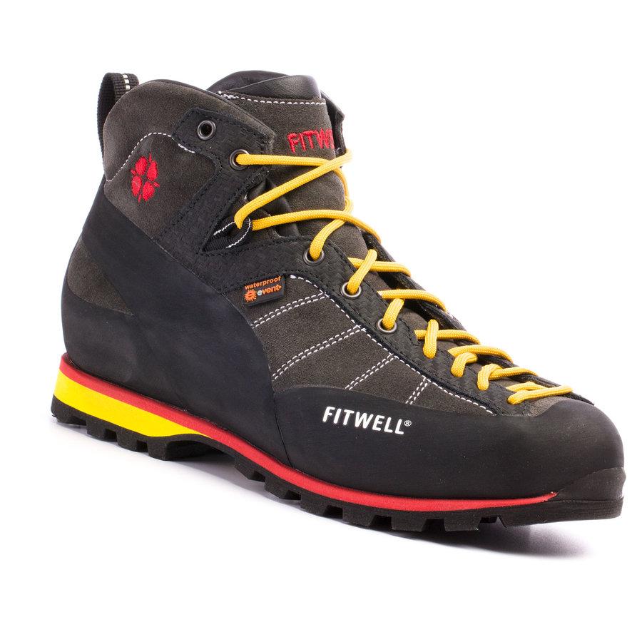 Pánské trekové boty Big Wall, Fitwell