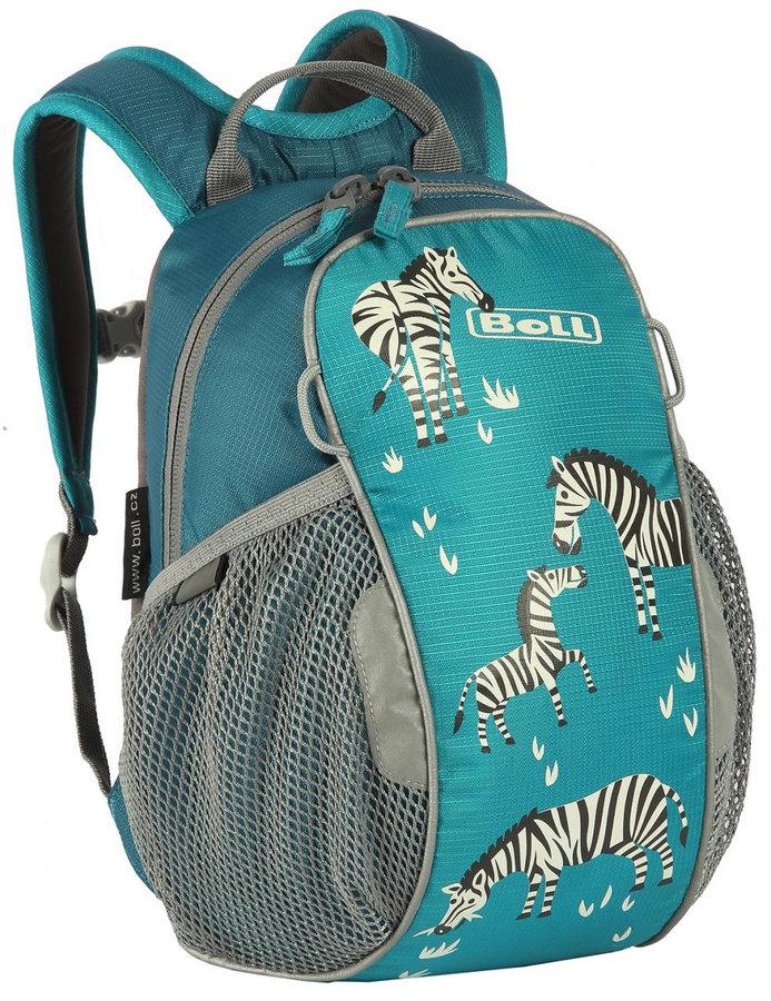 Modrý dětský batoh Bunny 6, Boll - objem 6 l